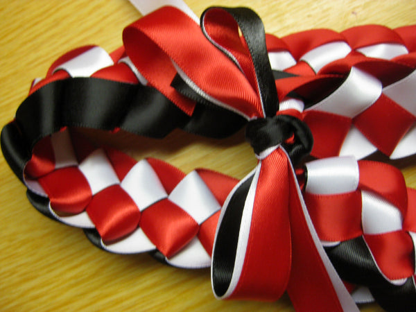 Ribbon Lei - Pick Your 3 Colors