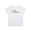 B & CO | BE KIND ITS GANGSTER KIDS TEE