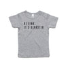 B&CO. | BE KIND ITS GANGSTER KIDS MINI TEE