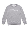 B&CO. | BE KIND ITS GANGSTER KIDS JUMPER