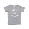 B&CO. | NICE IS THE NEW COOL KIDS MINI TEE
