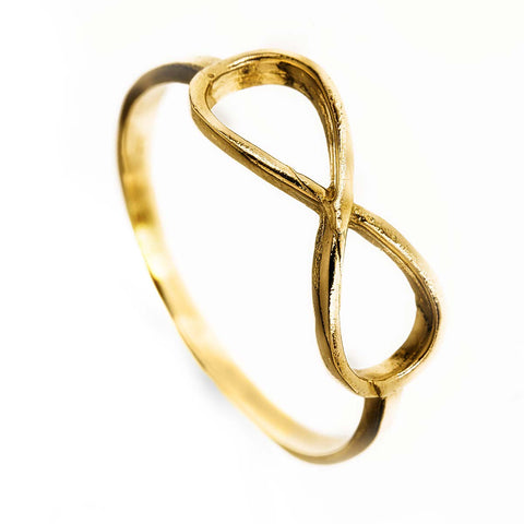 Infinity 14k Gold Filled Ring