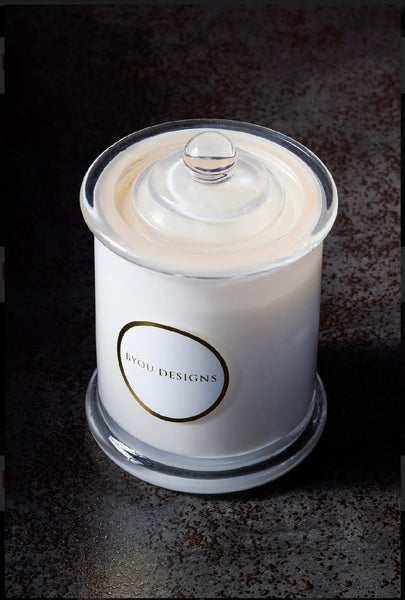 SOY WAX HANDPOURED CANDLE
