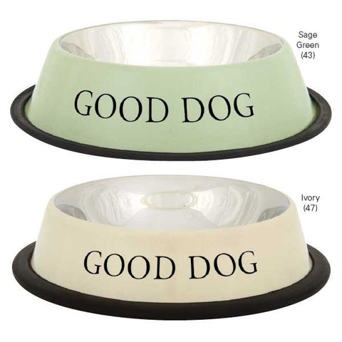 GOOD DOG BOWLS