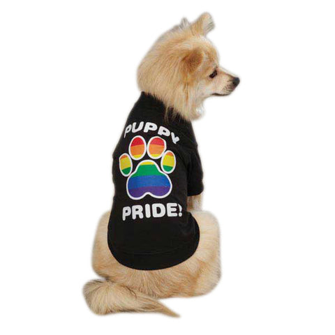 PUPPY PRIDE DOG TEES