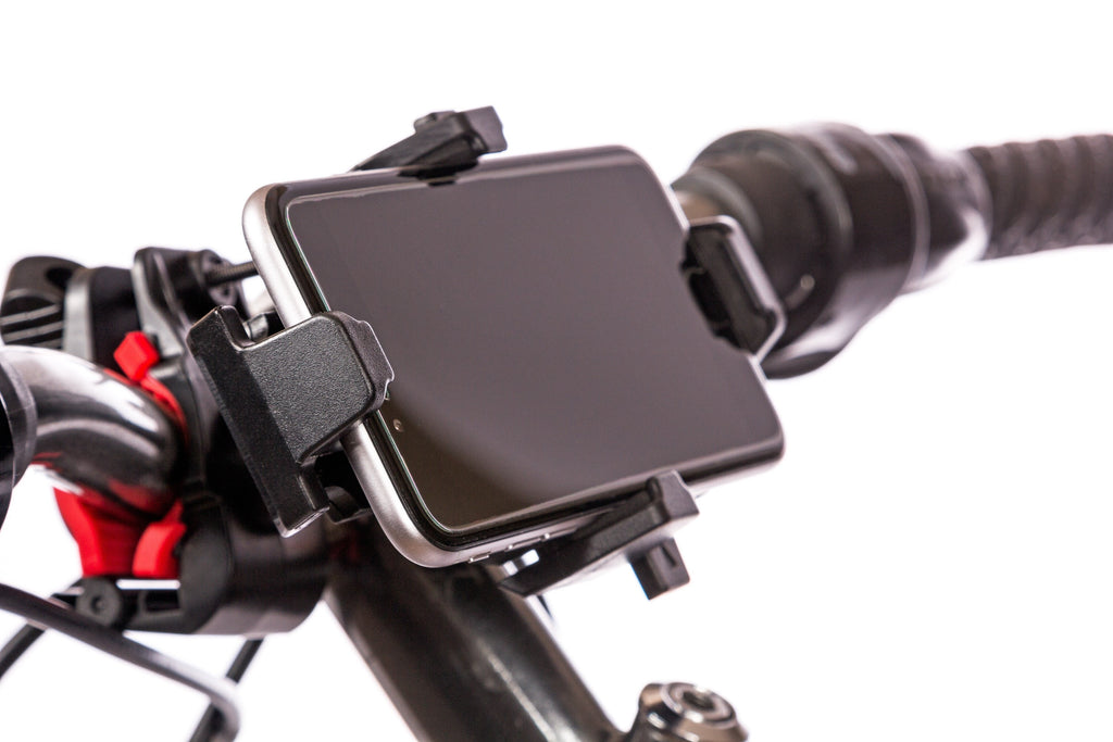 Bike Phone Mount Kit with Accessories Bundle