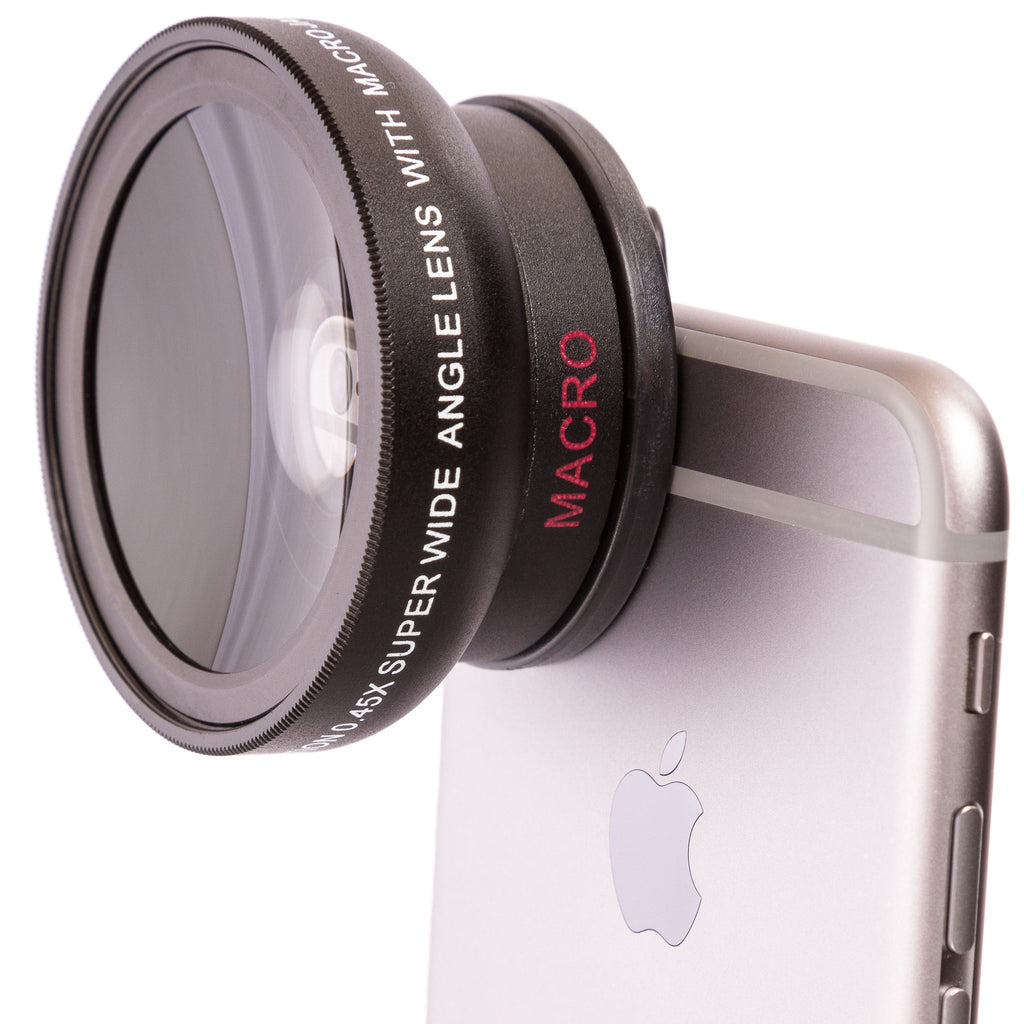 Pro Series 37mm HD Lens Kit - iPhone, Galaxy, Etc.