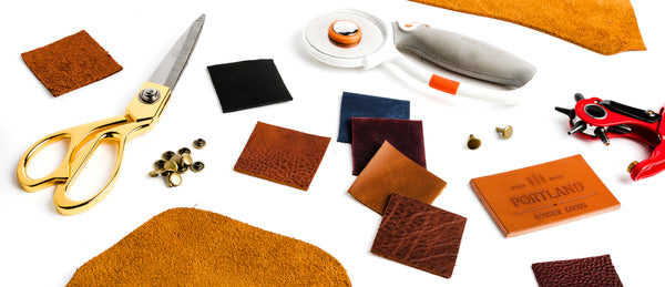Eight Awesome Scrap Leather Projects for the Home