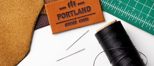 How to Thread a Leather Needle (Like a Pro)