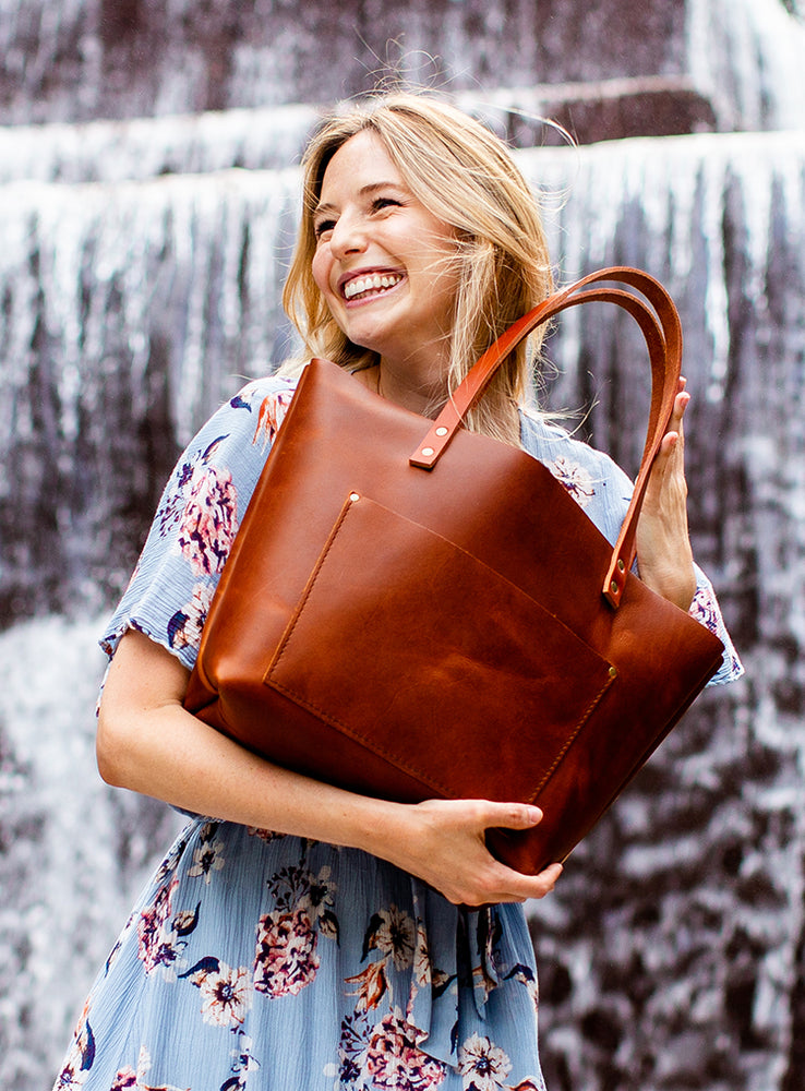 Portland Leather Goods | Handmade Leather Products from