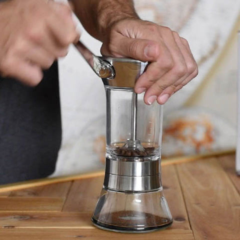Handground Precision Coffee Grinder | Grouch & Co - Grouch&Co