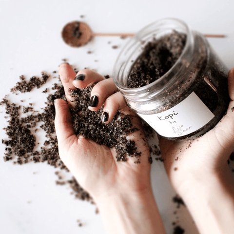 Lisa Soon | Kopi scrub | Grouch & Co - Grouch&Co