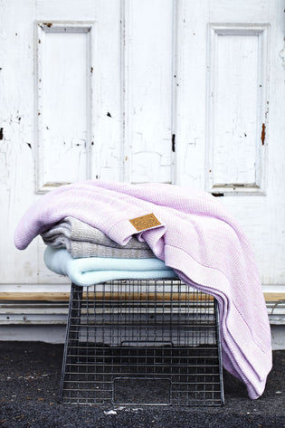 PARKER Blankets and Pillows by Hawke & Thorn