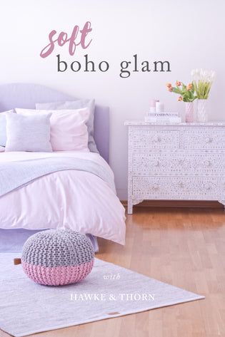 soft boho glam // BERLIN