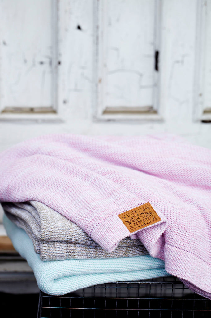 Parker Blankets by Hawke & Thorn