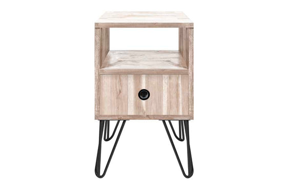 JACKSON // BEDSIDE TABLE // 1 Drawer in oak