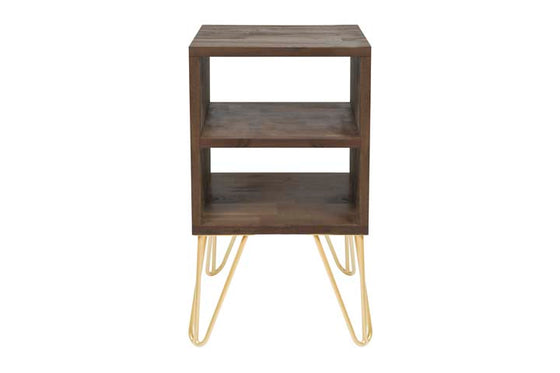 JACKSON // BEDSIDE TABLE // 1 Shelf