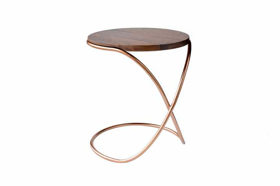 JACKSON // INFINITY TABLE- COPPER // WOOD