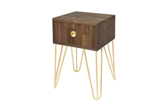 JACKSON // BEDSIDE TABLE // Drawer