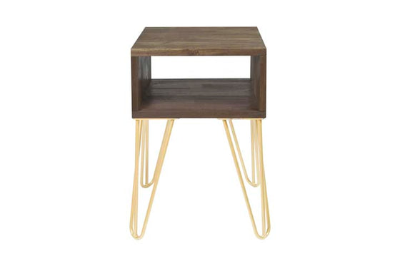 JACKSON // BEDSIDE TABLE // Open