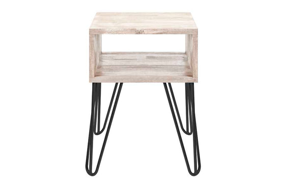 JACKSON // BEDSIDE TABLE // Open in Oak
