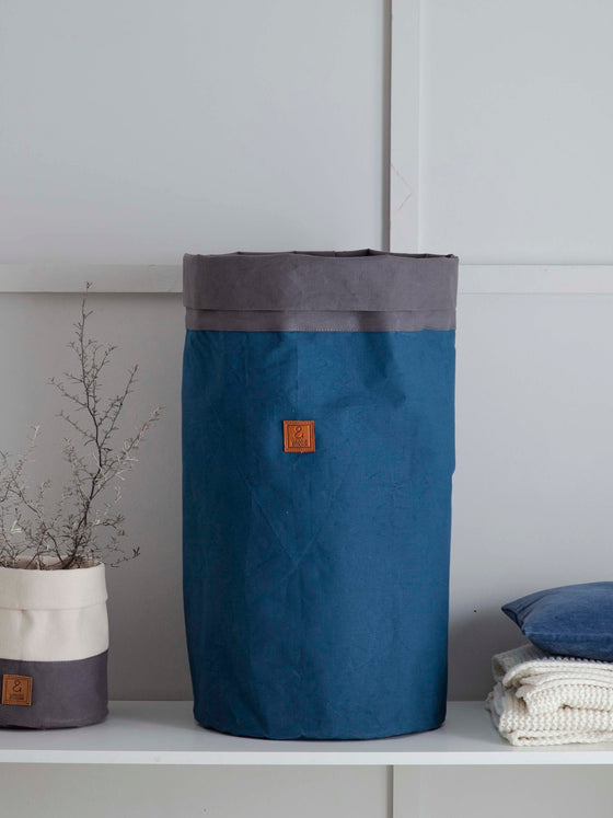 PAXTON // Storage Hamper - Blue