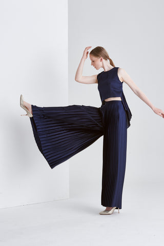 ZZ071514 Pleated Pants