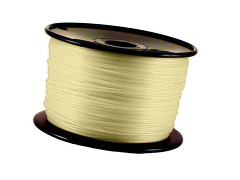 Natural ABS 3D Printer Filament 1.75mm 1kg - 3D Printing SA