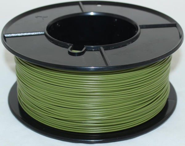 Olive Drab ABS 3D Printer Filament 1.75mm 1kg