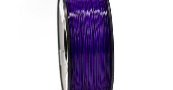 Purple ABS 3D Printer Filament 1.75mm 1kg