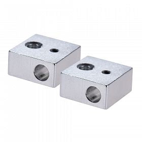 All Metal Alu Heater Block for MK7 & Mk8 Extruders