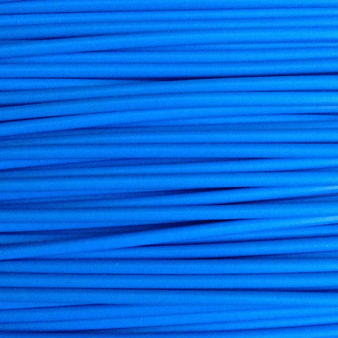 FF - Fluorescent Blue PLA 3D Printer Filament 1.75mm 1kg