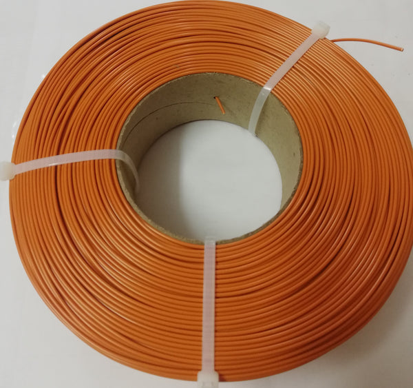 Funkiments Burnt Orange ABS 3D Printer Filament 1.75mm 1kg