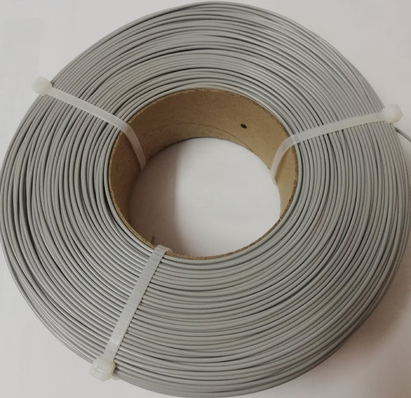 Funkiments Grey ABS 3D Printer Filament 1.75mm 1kg