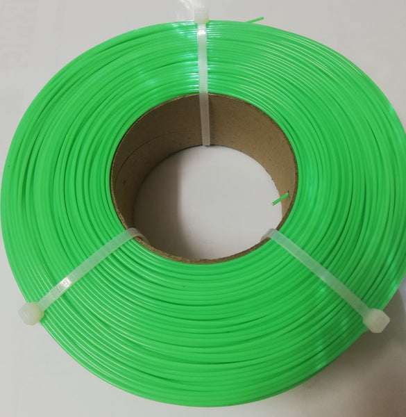 Funkiments Neon Green ABS 3D Printer Filament 1.75mm 1kg