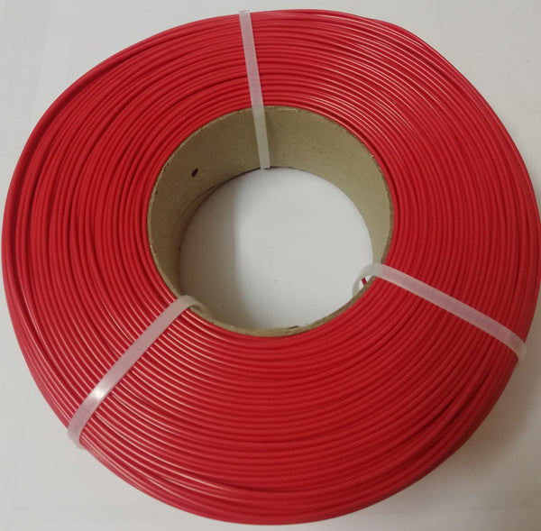 Funkiments Red ABS 3D Printer Filament 1.75mm 1kg