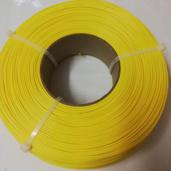 Funkiments Yellow ABS 3D Printer Filament 1.75mm 1kg