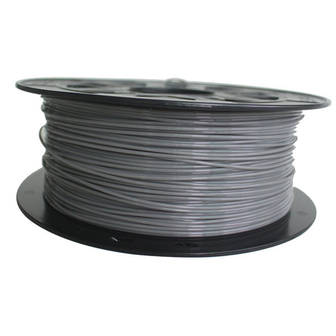 Grey PLA 3D Printer Filament 1.75mm 1kg