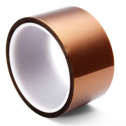 Kapton Tape 50mm x 33m for 3D Printer Heatbeds