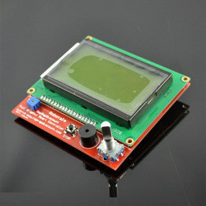 RAMPS Graphical SD/LCD Control Panel - 3D Printing SA