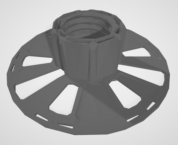 Reusable 3D Printing Spool - Digital Download