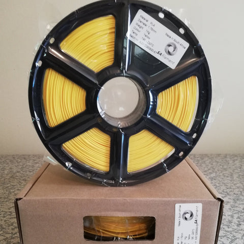 Yellow SA Filament PLA