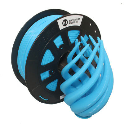 Sky Blue PLA 3D Printer Filament 1.75mm 1kg