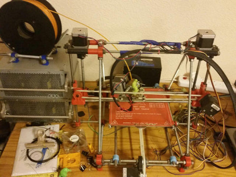 Ecksbot - Complete and Assembled - 3D Printing SA