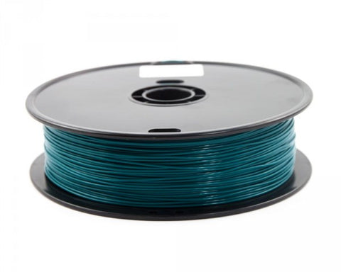 Wanhao Dark Green PLA 3D Printer Filament 1.75mm 1kg