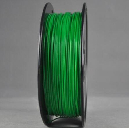 Wanhao Green PLA 3D Printer Filament 1.75mm 1kg