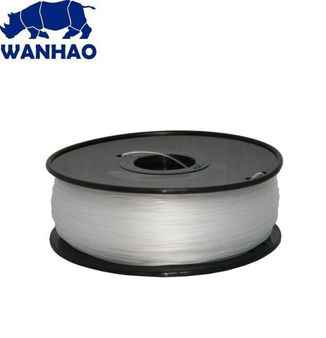 Transparent PLA 3D Printer Filament 1.75mm 1kg