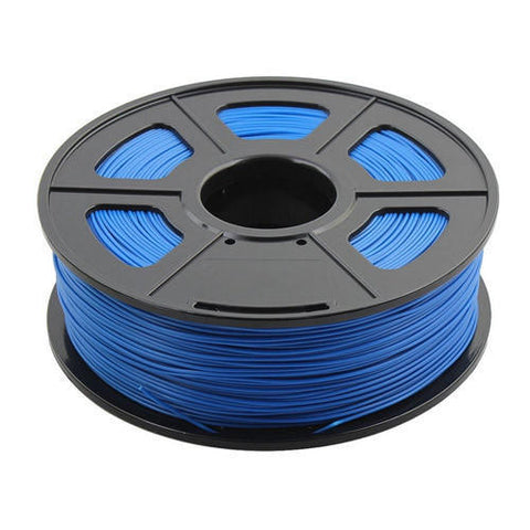 Blue HIPS 3D Printer Filament 1.75mm 1kg