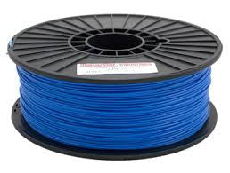 Blue PLA 3D Printer Filament 1.75mm 1kg - 3D Printing SA
