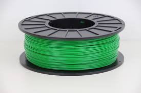 Green PLA 3D Printer Filament 1.75mm 1kg - 3D Printing SA